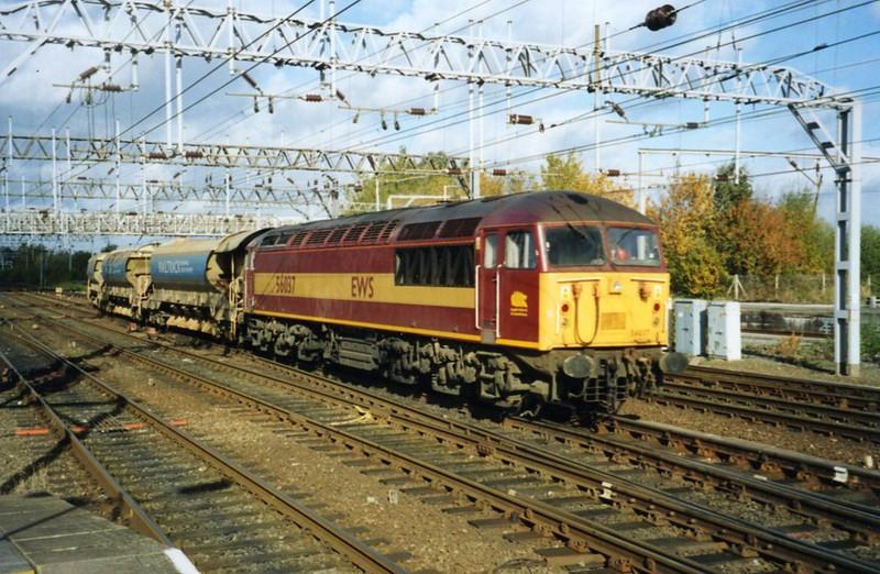 56037, Crewe. October 2002.