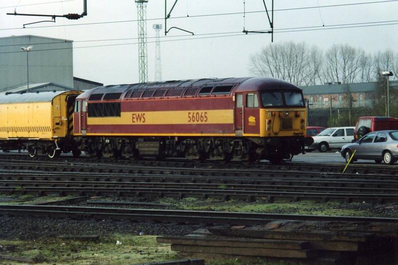 56065, Crewe. April 2002.