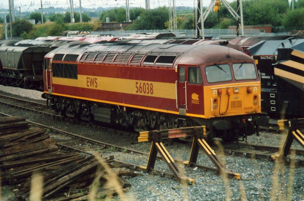 56038, Warrington. August 2000.