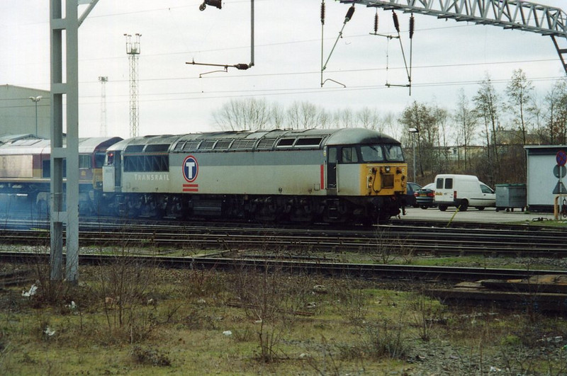 56070, Crewe. March 2002.