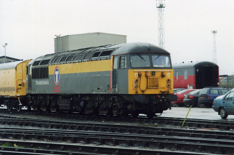 56049, Crewe. February 2002.