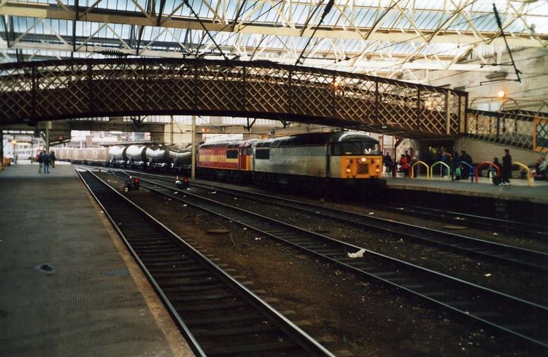 56078 and 56089, Carlisle. June 2001.