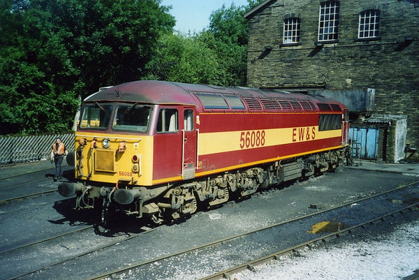 Class 56s.