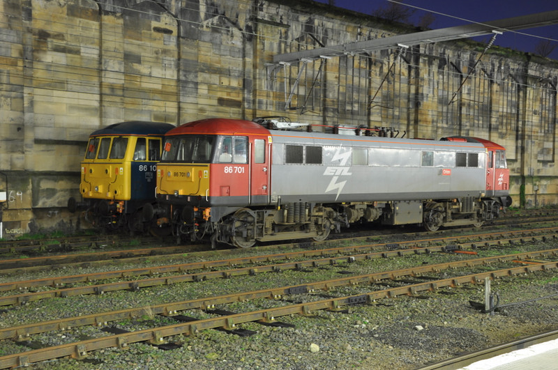 86701 and 86101, Carlisle.