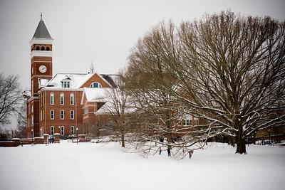 Clemson Snow