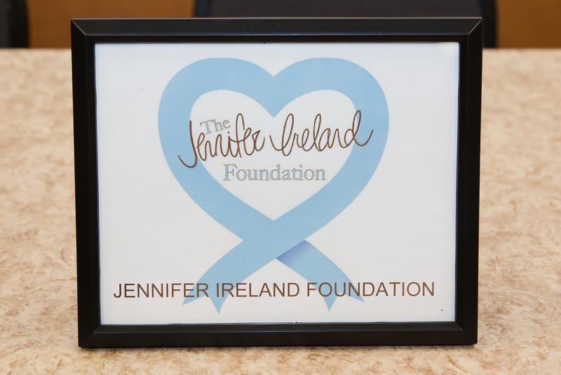 The Jennifer Ireland Foundation