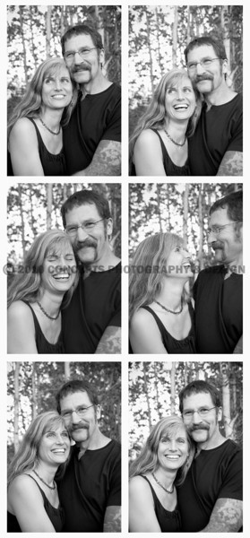 Fun photo collage, without the trip to the mall!