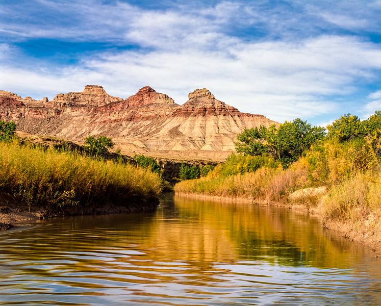 San Rafael River | San Rafael Swell