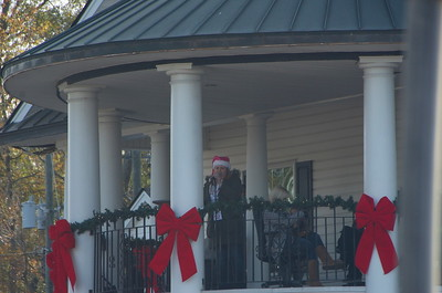Richmond Hill GA 2016 Christmas Parade - 1