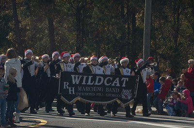 Richmond Hill GA 2016 Christmas Parade - 103