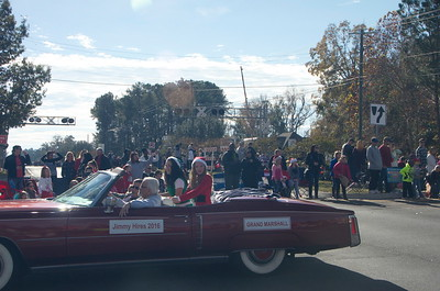 Richmond Hill GA 2016 Christmas Parade - 61