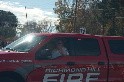 Richmond Hill GA 2016 Christmas Parade - 76