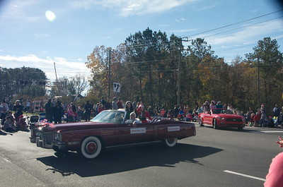 Richmond Hill GA 2016 Christmas Parade - 59