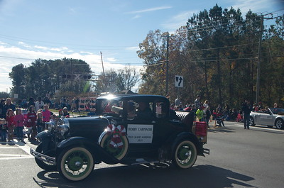 Richmond Hill GA 2016 Christmas Parade - 98