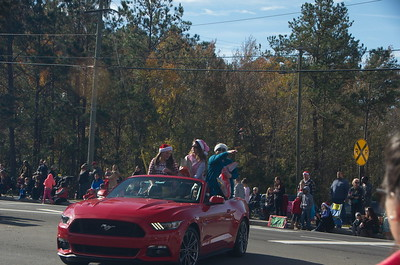 Richmond Hill GA 2016 Christmas Parade - 62