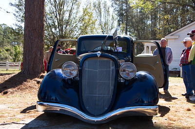 Cars and Coffee Richmond Hill GA 29