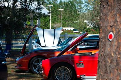 Cars and Coffee Richmond Hill GA 6
