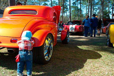 Cars and Coffee Richmond Hill GA 19