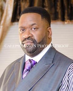 Pastor Marlon McWilson