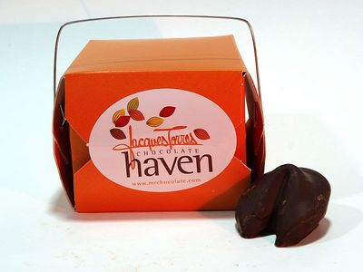 Chocolate Covered Fortune Cookies Photo: 106