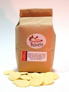 Bulk Bag White Chocolate; 1 pound Photo: 63