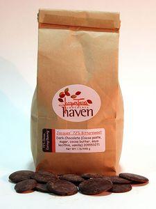 Bulk Bag Dark Chocolate; 1 pound Photo: 163