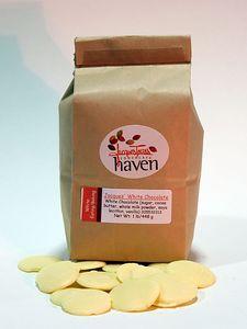Bulk Bag White Chocolate; 1 pound Photo: 65