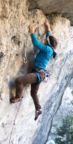 Climbing_American Fork Canyon_Utah_photo by Gabe DeWitt_November 02, 2013-127