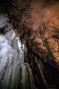 Ice Climbing_Confluence PA_by Gabe DeWitt_January 31, 2014--46