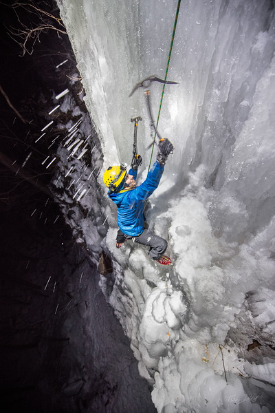 Ice Climbing_Confluence PA_by Gabe DeWitt_January 31, 2014--40