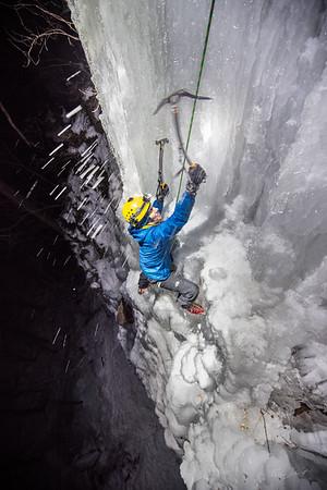 Ice Climbing_Confluence PA_by Gabe DeWitt_January 31, 2014--40