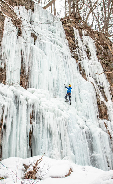 Ice Climbing_Confluence PA_by Gabe DeWitt_January 31, 2014--35