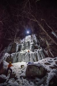 Ice Climbing_Confluence PA_by Gabe DeWitt_January 31, 2014--45