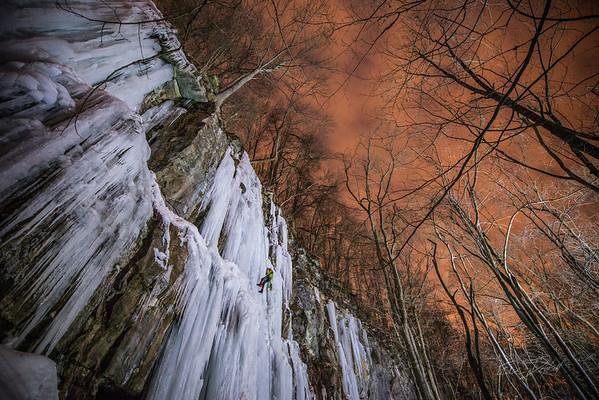 Ice Climbing_Confluence PA_by Gabe DeWitt_January 31, 2014--50