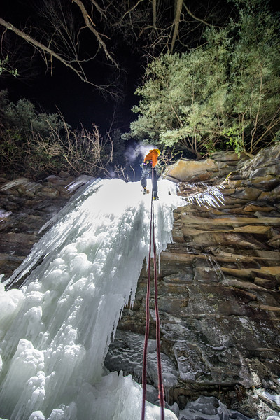 Gabe DeWitt_Swallow Falls Ice Climbing_January 29, 2014--28