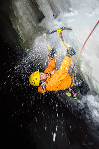 Gabe DeWitt_Swallow Falls Ice Climbing_January 29, 2014--39