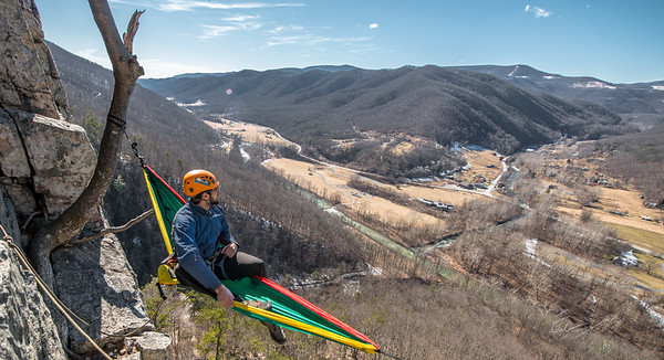 Seneca Rocks Climbing_photos by Gabe DeWitt_February 22, 2014--17