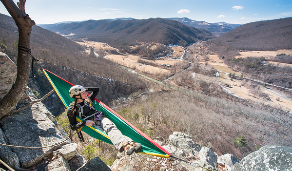 Seneca Rocks Climbing_photos by Gabe DeWitt_February 22, 2014--16