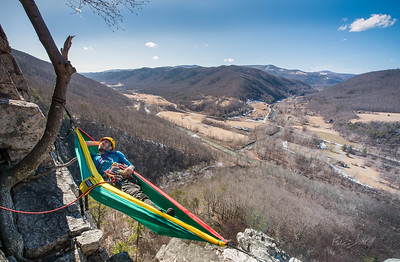 Seneca Rocks Climbing_photos by Gabe DeWitt_February 22, 2014--13