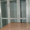 Painted MDF & glass doors