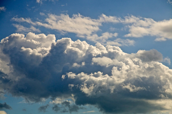 Clouds Of All Kinds