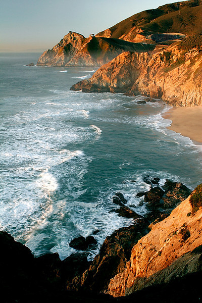 Devil's Slide Beach - California