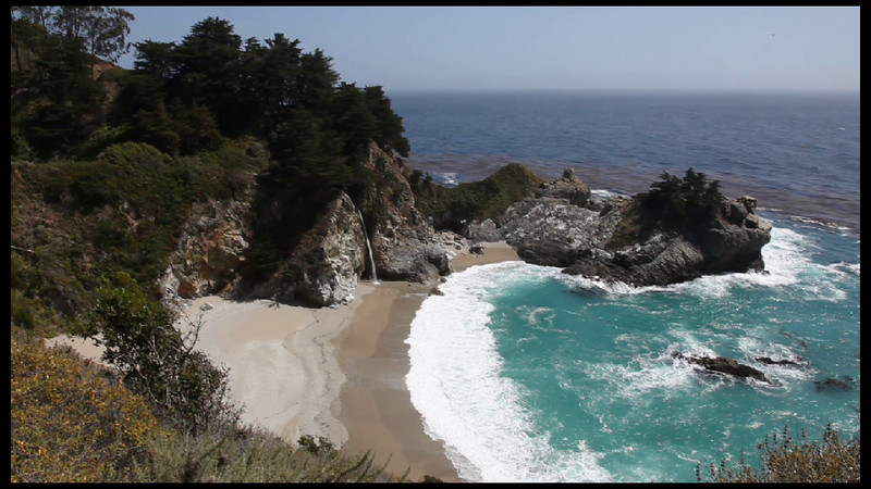 VIDEO - McWay Falls