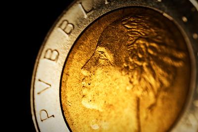 Italy 500 Lire 1989
