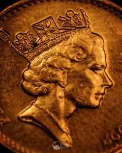Britain 5 Pence 1992