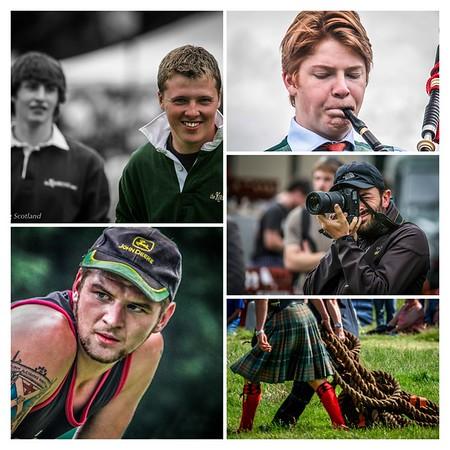 Lochearnhead Highland Games 2012
