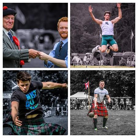 Darach Urquhart, Piping Champion of Lochearnhead Games 2014