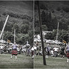 A Well Tossed Caber !