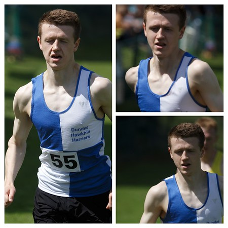 Rory Muir - Scottish Athlete
