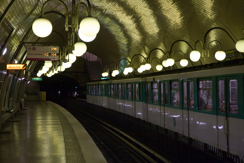 The Métro